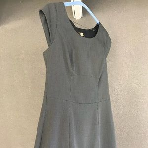 Limited workwear dress structured